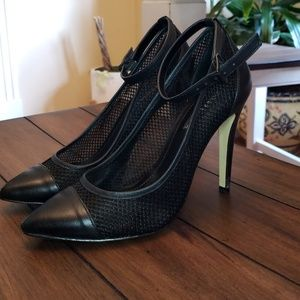 BCBG pointed heels